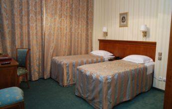 Комфортный номер с двумя кроватями