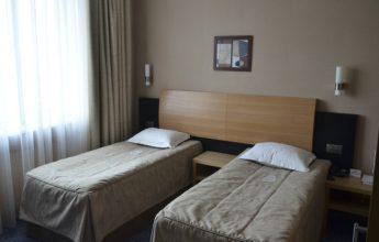Фото двухместного номера гостиничного номера TWIN