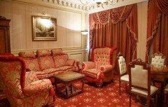 Фото лучшего номера гостиницы ГРИНН с роскошным интерьером