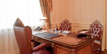 Роскошные апартаменты номера Сюит Президентский фото