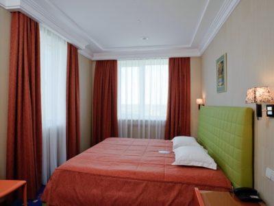 Хай-тек дизайн в номере ЛЮКС в гостинице ГРИНН в Орле