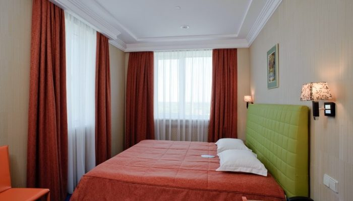 Комфортный номер гостиницы 5 звезд фото