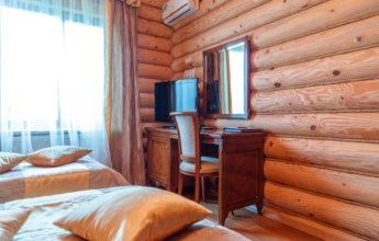 Апартаменты экоотеля гостиничного комплекса ГРИНН фото