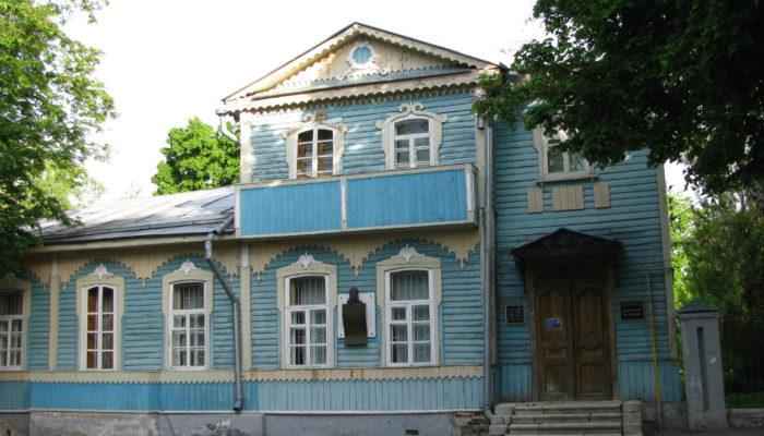 Дом-музей Н. С. Лескова