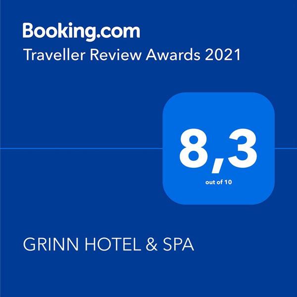 Оценка гостиницы ГРИНН на букинге